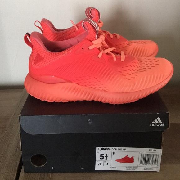 Adidas zapatos AlphaBounce em tamaño 55 usados una vez poshmark